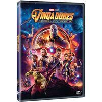Vingadores: Guerra do Infinito - DVD