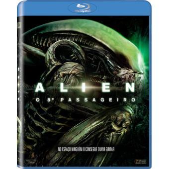 Alien: O 8º Passageiro - Blu-ray