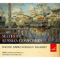 Suites By Russian Compose