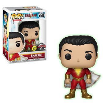 Funko Pop! Shazam Glows in the Dark - 260
