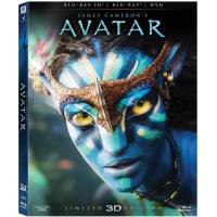 Avatar (Blu-ray 3D + Blu-ray 2D + DVD)