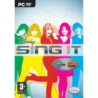 Disney Sing It! PC