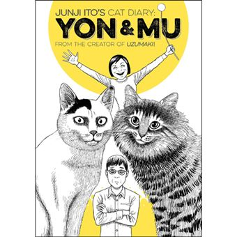 Junji Ito's Cat Diary: Yon & Mu - Book 1