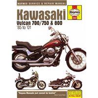 Kawasaki vulcan 700/750/800 1985-20