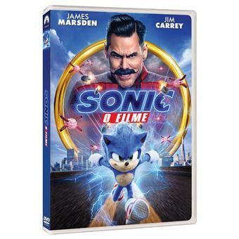 Sonic The Hedgehog - DVD