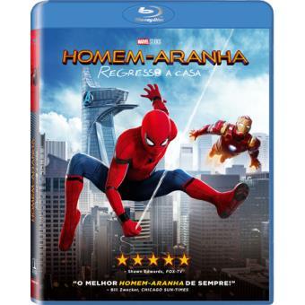 Homem-Aranha: Regresso a Casa (Blu-ray)