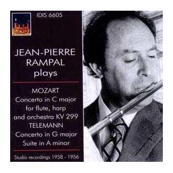 Plays Mozart & Telemann