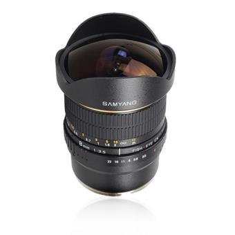 Samyang Objetiva Fisheye 8mm f/3.5 (Nikon)