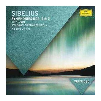 Sibelius | Symphonies No.5 & 7