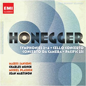 Symphonies 2-4/cello Conc