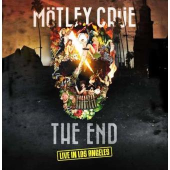 Mötley Crüe: The End – Live In Los Angeles 2015 (DVD+CD)