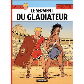 Alix (Tome 36) - Le Serment du gladiateur