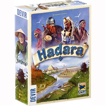 Hadara - Devir