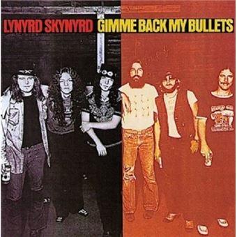 Gimme Back My Bullets - CD