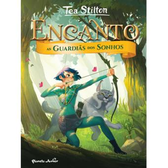 Encanto - Livro 2: As Guardiãs dos Sonhos