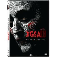 Jigsaw: O Legado de Saw - DVD