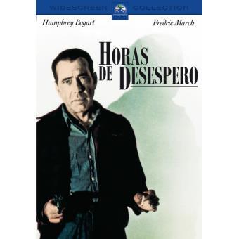 Horas de Desespero - DVD