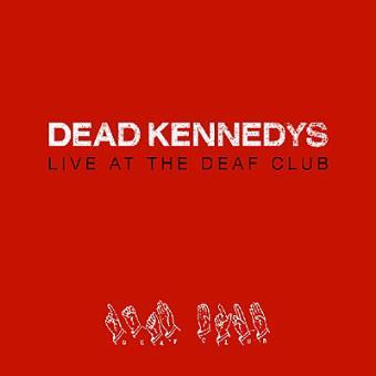 LIVE AT THE DEAF CLUB (DGP)-DK
