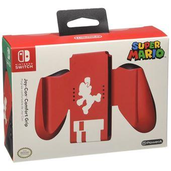 Joy-Con Comfort Grip Super Mario - Nintendo Switch