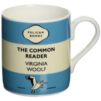 Caneca The Common Reader Penguin Books - Azul