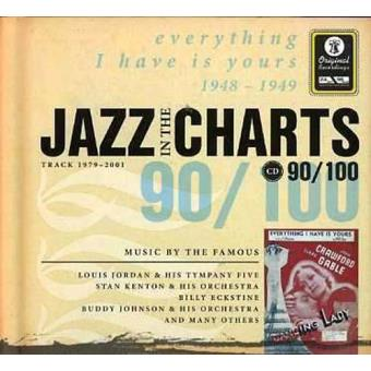 Jazz in the Charts 90 - Everything I Have Is Yours 1948-1949