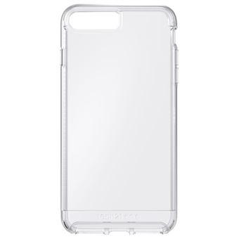 """capa para telemóvel Tech21 Impact Clear  14 cm (5.5"""") Estojo Transparente"""