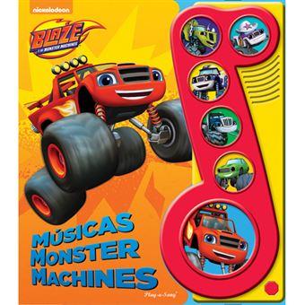 Blaze e as Monsters Machines: Músicas Monster Machines