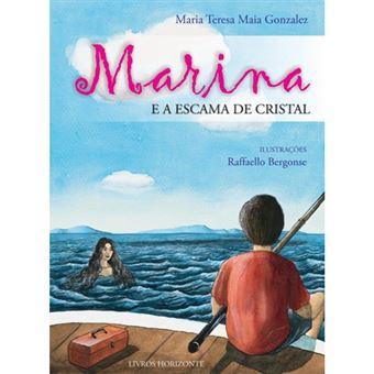Marina e a Escama de Cristal