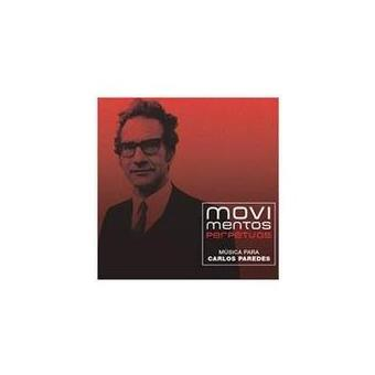 56f5c55d62e Vários Compilações Nacional - Vários - Movimentos Perpétuos  Música ...