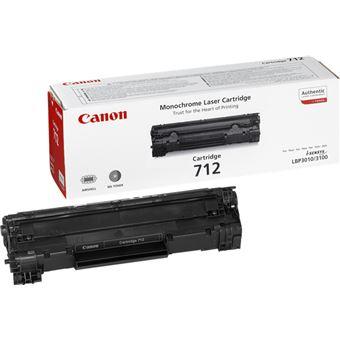 Canon Tonter CRG-712 1870B002AA Preto