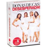 Donas de Casa Desesperadas - 1ª Temporada