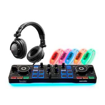 Pack Iniciação Hercules DJ Party Set