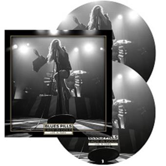 Lady In Gold – Live In Paris - Picture Disc 2LP 12''