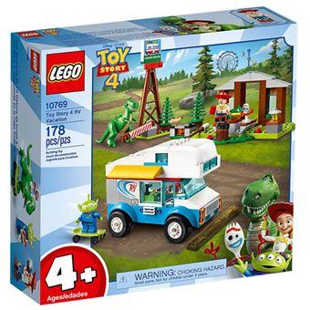 LEGO Disney Pixar Toy Story 4 10769 Férias em Autocaravana