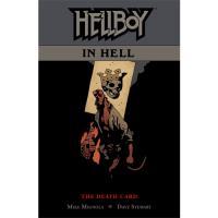 Hellboy in Hell - Book 2: Death Card