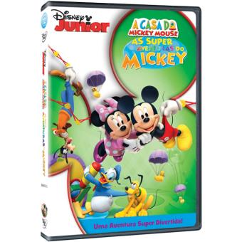 A Casa do Mickey Mouse: As Super Aventuras Do Mickey