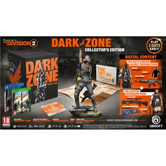 Tom Clancy's The Division 2 Dark Zone Collector's Edition Xbox One