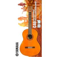 Pack Guitarra Yamaha C40 Standard