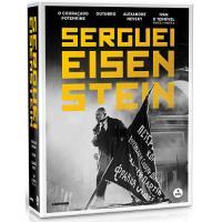 Coleção Serguei Eisenstein - 4 Filmes