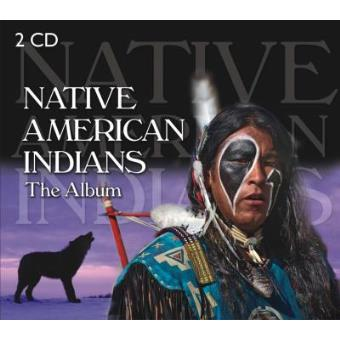 Native American Indians - The Album (2CD)