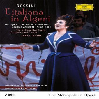 Gioacchino Rossini: L'Italiana in Algeri (DVD)