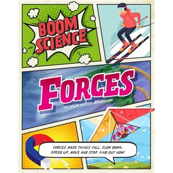 Boom! science: forces