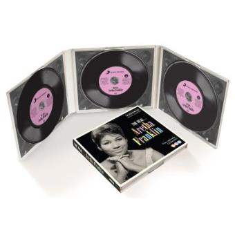 The Real... Aretha Franklin - 3CD