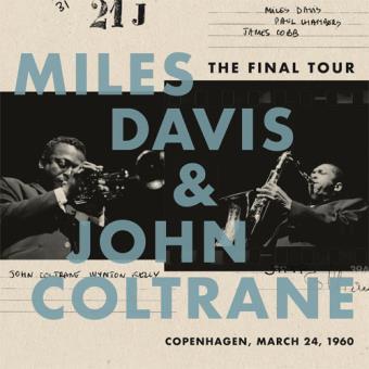 The Final Tour: Copenhagen March 24, 1960 - LP 12''