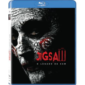 Jigsaw: O Legado de Saw - Blu-ray
