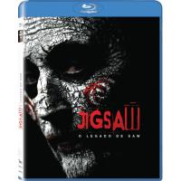 Jigsaw: O Legado de Saw - Blu-ray