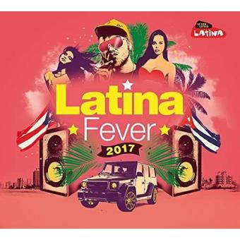 Latina Fever 2017 (4CD)