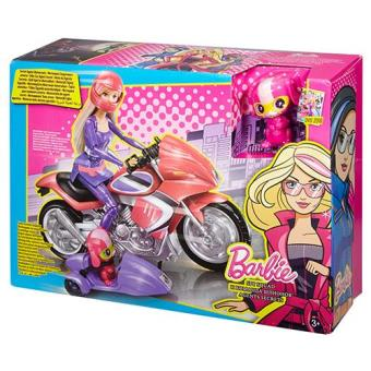 Barbie e as Agentes Secretas: Mota