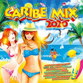 Caribe Mix 2020 - CD