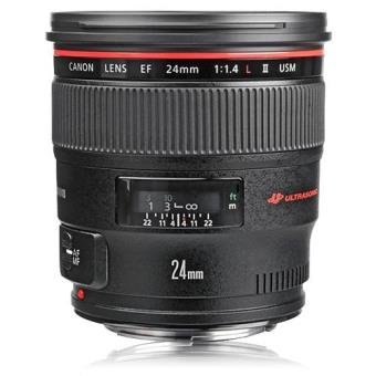 Canon Objetiva EF 24mm f/1.4L II USM